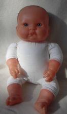 "14"" Berenguer Doll with Soft Body Vinyl Head Hands & Feet Blue/Gray Eyes"