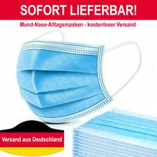 Medizinische Einweg Mundschutz OP-Maske 222 Schutzmaske 3-lagig Atemschutz Maske