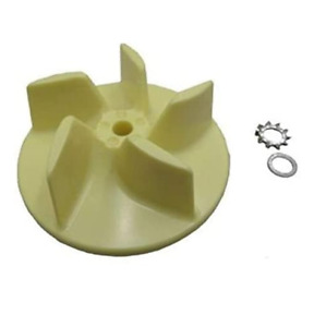 Oreck 09-75300-01 Fan with Washers Fits XL 5300, 888, 8300, 100C, 2000 GENUINE