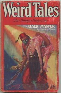 WEIRD TALES/1929/JAN/LOVECRAFT/ROBERT E. HOWARD