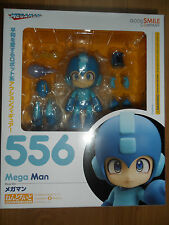 Mega Man Nendoroid Action Figure Official Good Smile Company Capcom BRAND NEW!