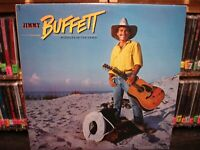 Jimmy Buffett ‎– Riddles In The Sand      Vintage LP  **see all pictures**