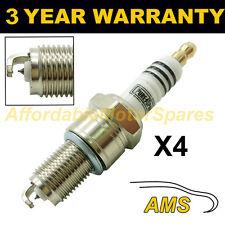 4X IRIDIUM TIP SPARK PLUGS FOR FIAT SEICENTO 0.9 1998-2010 39PS #1