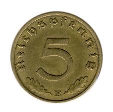 Deutsches Reich - 5 Pfennig 1937 E - ANSEHEN (11811/113N)