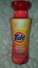 Tide Stain Release in-wash Booster 36 oz / 1080 mL NEW Impossible to Find RARE