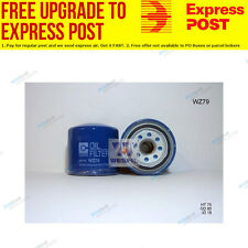 Wesfil Oil Filter WZ79 fits Hyundai Coupe 2.0 FX (RD)