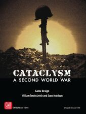 GMT Games CATACLYSM: A Second World War  NEW MINT in Original Shrinkwrap