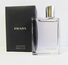 Prada Pour Homme EDT Men's Travel Sized Miniature 9ml New in Box !!