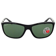 Ray Ban Polarized Green Classic Sunglasses