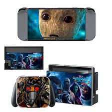 Nintendo Switch Console Skin Sticker New Guardians Of The Galaxy 2