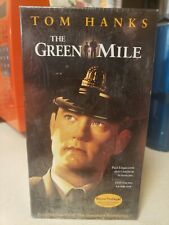 The Green Mile (Vhs, 2000, Collectors Edition - With Documentary)