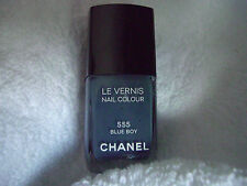Chanel Le Vernis Nail Colour 555 Blue Boy  Limited Edition   Full size   New