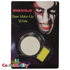 Faccia di base bianca vernice Halloween Fancy Dress Party Costume Make-Up