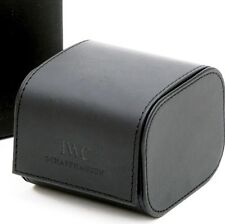IWC International Watch Co box scatola travel box Uhrenbox etui UhrBox boîte NEW