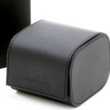 IWC International Watch Co box scatola travel box Uhrenbox etui UhrBox boîte NEW