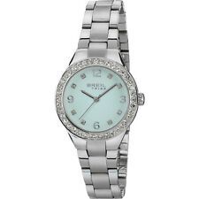 Orologio donna Breil Tribe Fairy Collection verde acqua e swarovski ref. EW0349