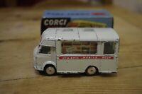 Vintage Corgi Toys Smiths Karrier Bantam Mobile Shop Boxed  No 407