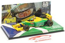 Michael Schumacher Benetton B193B #5 Italien GP Formel 1 1993 1:43 Minichamps