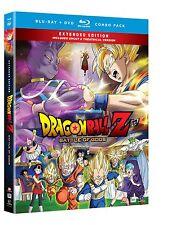 Dragon Ball Z: Battle of Gods (Blu-ray/DVD, 2014, 3-Disc Set, Uncut) NEW