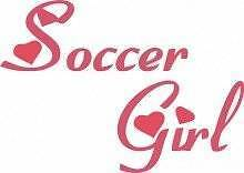 """Soccer Girl Quote 