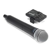 Samson Go Mic Mobile Handheld Wireless Vocal Microphone System iOS Android DSLR