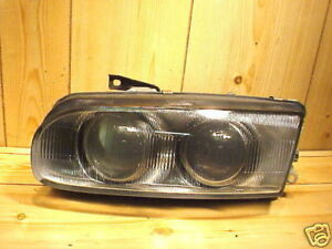 INFINITI J30 J 30 93-94 1993-1994 HEADLIGHT DRIVER LH LEFT OEM