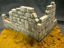 1/35 Scale North African Ruined Walls - FoG Models 5043