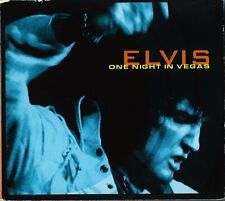CD ELVIS PRESLEY- ONE NIGHT IN VEGAS  -FOLLOW THAT DREAM -AOUT 1970- RCA / BMG