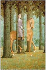 Rene Magritte POSTER