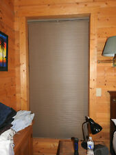 Levolor Cellular room darkening blinds 32.75in x 69.5in