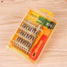 Electrónica precisión reparación móvil Herramientas 32 en 1 kit destornillador