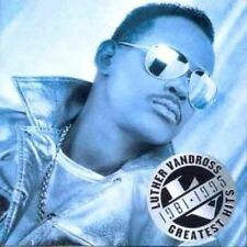 Luther Vandross Greatest Hits 1981 - 1995 CD Best of FASTPOST