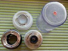 SCHNEIDER-KREUZNACH 135mm f4 RETINA-TELE-XENAR S/N 7632471 + DKL-FX ADAPTER