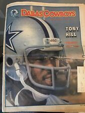 NFL Dallas Cowboys Official Weekly Magazine August, 4, 1979; Vol. 5, No. 8