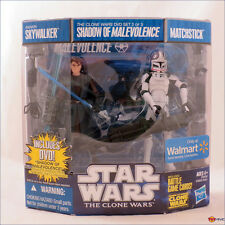 Star Wars The Clone Wars Anakin and Matchstick - Shadow of Malevolence set 2/3