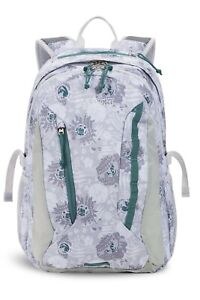 JanSport Agave Backpack - Sleet Silver, NEW w/Tags, 100% Authentic
