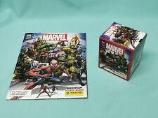 Panini 80 Jahre Marvel Sticker & Cards Sammelalbum + 1 x Display Album  Avengers