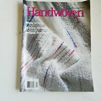 Handwoven Magazine January/February 1998 Volume XIX Number 1