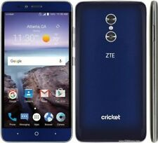 ZTE Grand X Max 2 Z988 - 16GB - Blue (Cricket) Smartphone Unlocked 7/10