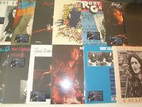 Rory Gallagher Vinyl Collection 13 LP + Downloads, neu, AKTIONSPREIS!