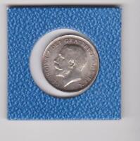 1 shilling Großbritannien 1911 Georg V Great Britain prima Erhaltung