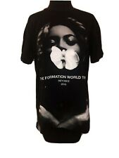 Beyonce Formation World Tour 2016 Concert T-Shirt Med