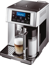DeLonghi ESAM 6720 PrimaDonna Avant Silber-Chrom Kaffeevollautomat NEU
