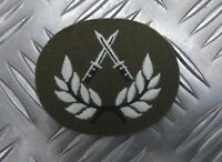 Genuine British Army SCBC Section Commanders Battle Course Sew on Patch - Badge