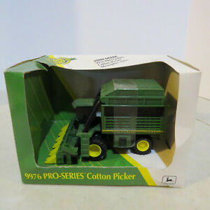 Ertl John Deere 9976 Pro Series Cotton Picker, Memphis 1997 1/64 JD-5765EA-B1