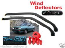 VW GOLF II / JETTA  4.doors   09/1987 - 1991 Wind deflectors  2.pc  HEKO  31110