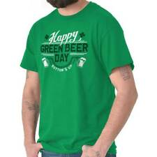 d43be76af Happy Green Beer St Patricks Day Funny Shirt Cool Gift Patty T Shirt