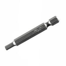 Wiha 74353 Hex Metric Power Bit, 3.0mm x 70mm, 10 pieces
