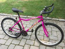 Haro Vector V2C pink mountain bike medium hybrid bicycle