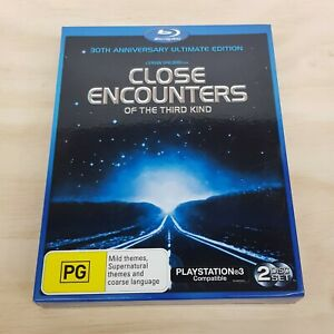 CLOSE ENCOUNTERS OF THE THIRD KIND 30th Anniversary Blu ray (Tracked Post)